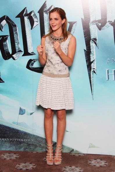 <p><strong>JULY 6, 2009</strong></p> <p>At a Harry Potter and the Half-Blood Prince photocall in London.</p>