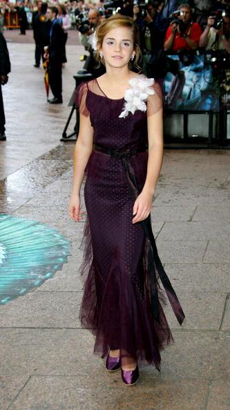 <p><strong>MAY 30, 2004</strong></p> <p>At the Harry Potter and the Prisoner of Azkaban UK premiere.</p>