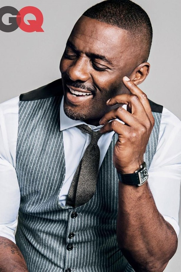 """Thank you GQ. From all of us.    <a href=""""http://www.gq.com/story/idris-elba-cover-interview-october-2013"""">GQ</a>"""