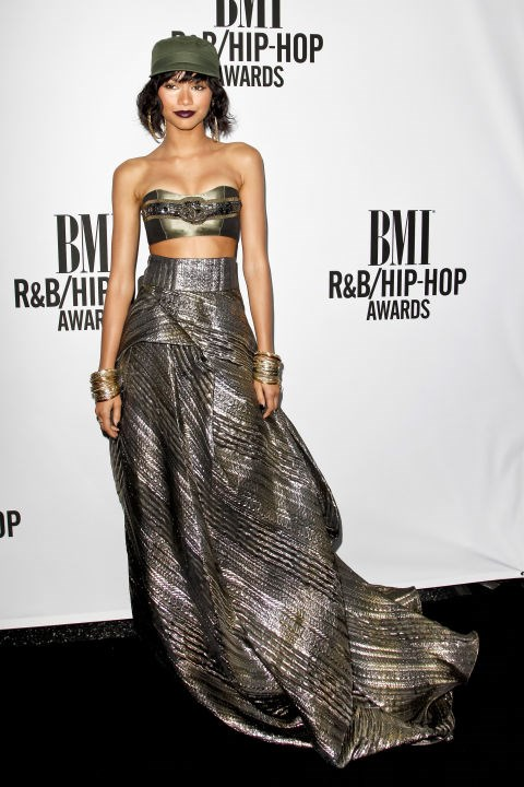 AUGUST 22, 2014 At the 2014 BMI R&B/Hip-Hop Awards in Hollywood. GETTY