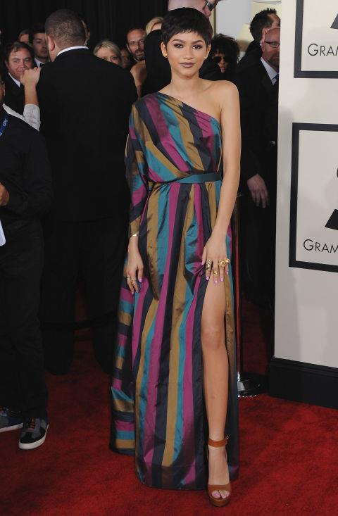 FEBRUARY 8, 2015 At the 57th annual Grammy Awards. GETTY