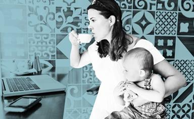 The One Maternity Leave Thing We Don't Talk About