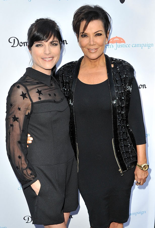Who would play you in the movie of your life? In this case it's Selma Blair playing Kris Jenner in the upcoming FX series: America Crime Story: The People V OJ Simpson. We wouldn't have picked it but now, well, we really see it? There's an undeniable resemblance, and perhaps a new honorary member of the Kardashian Klan?