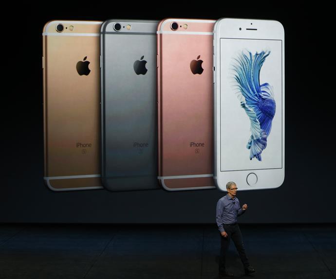 Apple iPhone 6s Launch