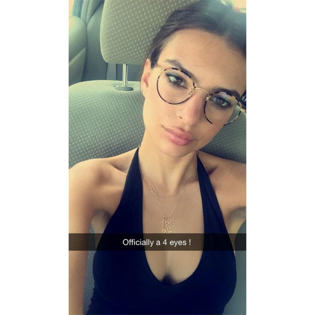 <p>Who: Emily Ratajkowski </p> <p>What: Techically not a model but we're sure this girl-of-the-moment will share some killer snaps from New York Fashion Week</p> <p>Handle: @emrata</p>