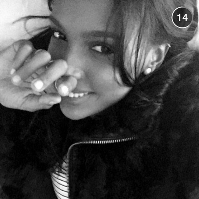 <p>Who: Jasmine Tookes</p> <p>What: The gorgeous Victoria's Secret and J.Crew model constantly keeps her followers updated with her movements via the app.</p> <p>Handle: @Jastookes</p>
