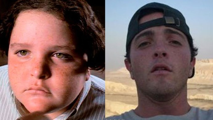 <strong>Jimmy Karz</strong> <BR> Remember Bruce Bogtrotter from a <em>Matilda</em>?! He has made quite an impressive transformation.