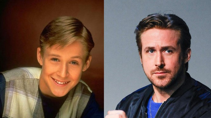 <strong>Ryan Gosling</strong> <BR> The TV series <em>The All New Mickey Mouse Club</em> paved the way for many child stars, including Britney Spears and Justin Timberlake (next page).