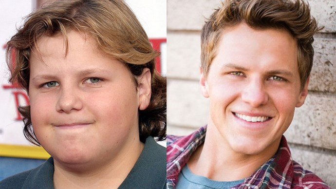 <strong>Kevin G. Schmidt</strong> <BR> One of the dozens of children in <em>Cheaper By The Dozen</em> (and probably not the one you expected to get hot)
