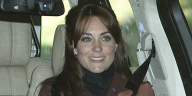 Kate Middleton Is Bangin' Again