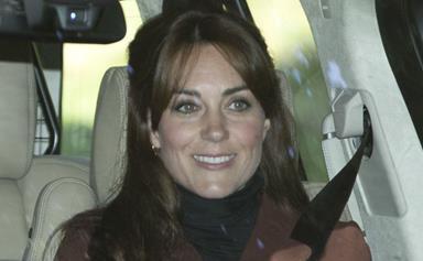 Kate Middleton Is Bangin' Again