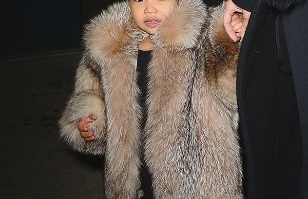 14+ Times North West Had Better Style Than Kim Kardashian