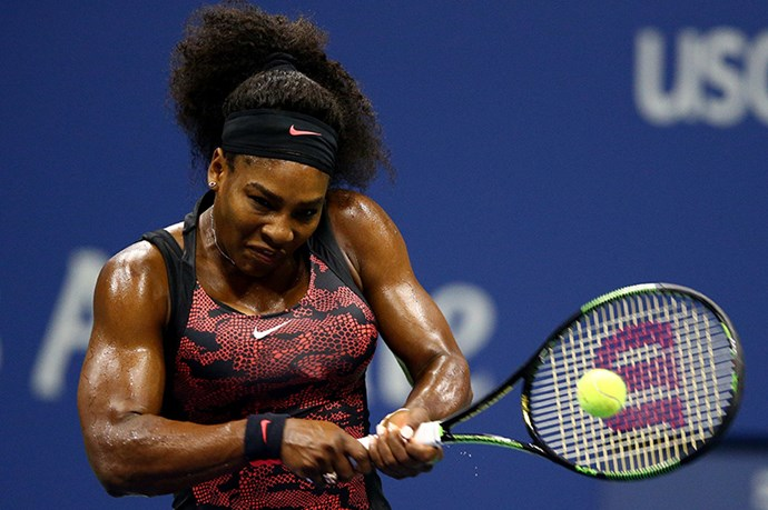 """In a recent interview Serena Williams was asked why she wasn't smiling, when, according to the interviewer, she usually did. She was not having it, replying: """"To be perfectly honest with you, I don't want to be here. I just want to be in bed right now and I have to wake up early to practice. And I don't want to answer any of these questions. You guys keep asking me the same questions... You're not making it super enjoyable. Just being honest."""""""
