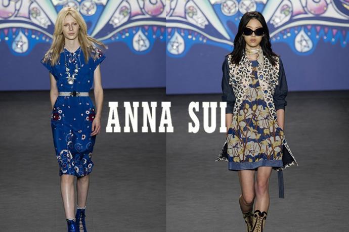 Anna Sui – <em>ah-nah swee</em>