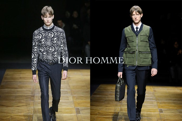 Dior Homme – <em>dee-ohr ohm</em>