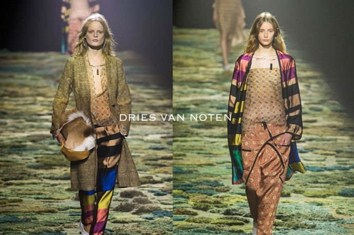 Dries Van Noten –<em> dreez vahn no-ten</em>