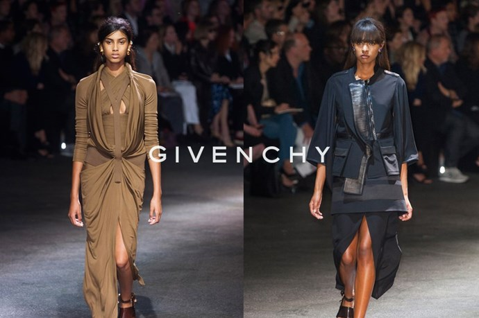 Givenchy – <em>jhee-vawn-shee </em>