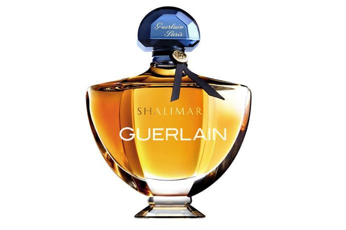 Guerlain – <em>gehr-lahn </em>