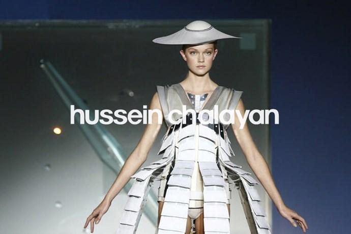 Hussein Chalayan - <em>hoo-sane cha-la-yan</em>