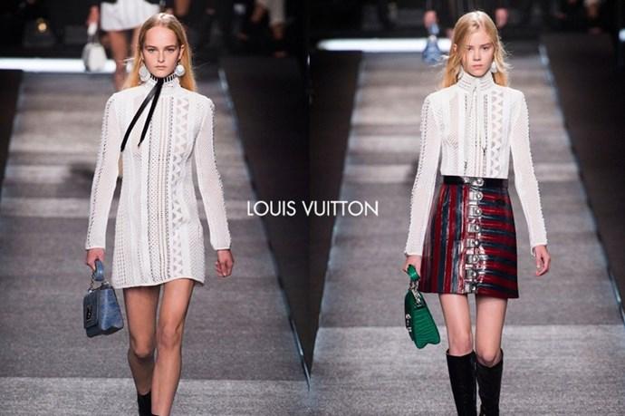 Louis Vuitton – <em>Lou-ee vwee-ton</em>
