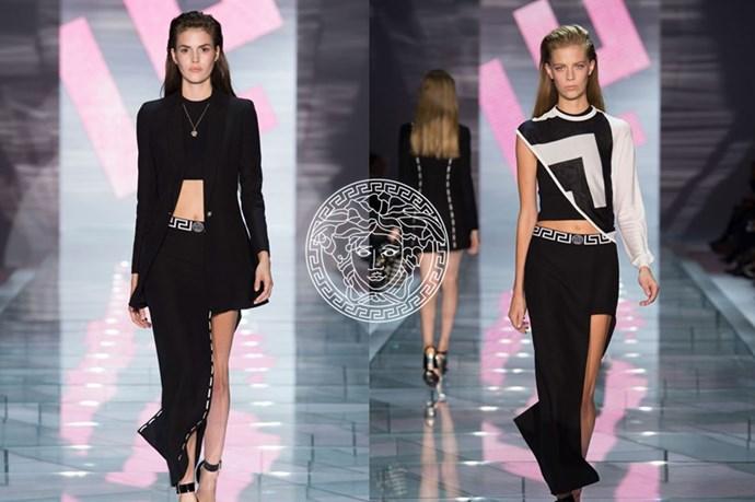 Versace – <em>vair-sah-chay </em>