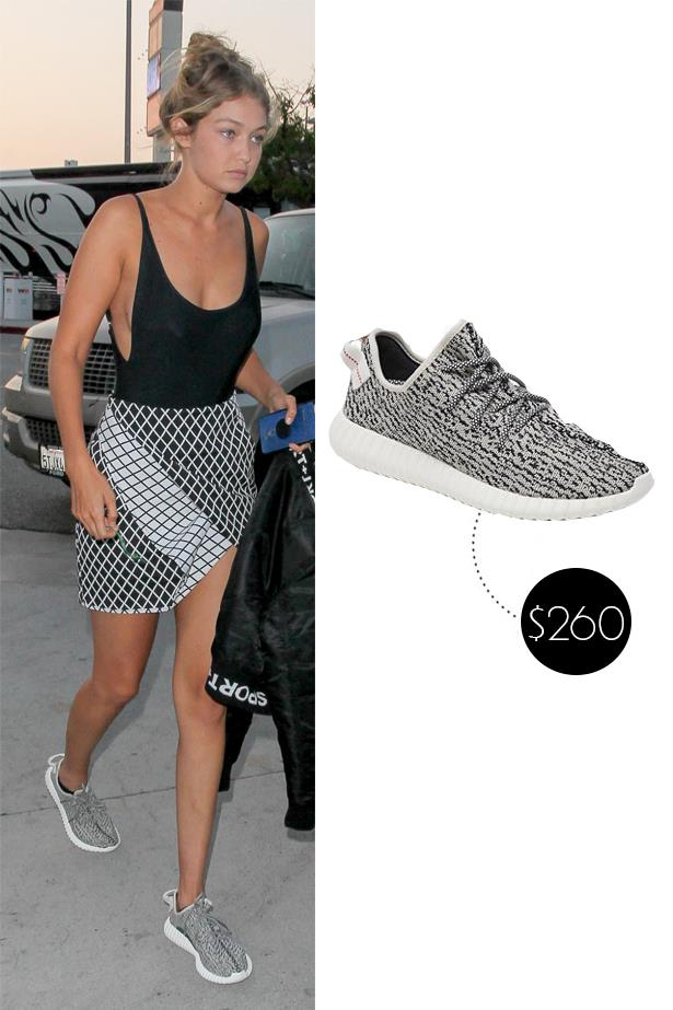 <strong>Adidas Yeezy Boost 350</strong>, $260