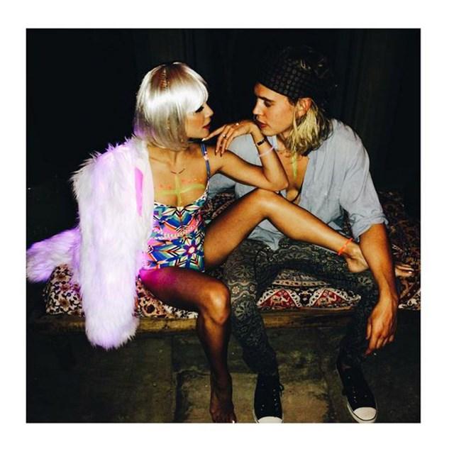 Vanessa Hudgens and her boyfriend Austin Butler.