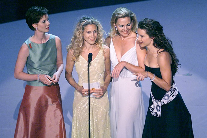 Now and Then: Emmy appearances