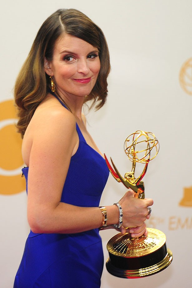 Tina Fey, just basically ruling the world in 2013/forever