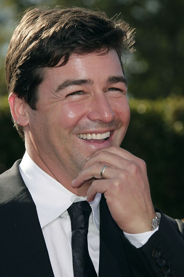 Kyle Chandler, immortalised forever as Coach Taylor in Friday Night Lights - the show that's about football/life - attended the Emmy's in 2007.
