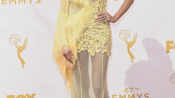 Who Wore What At This Year's Emmy Awards
