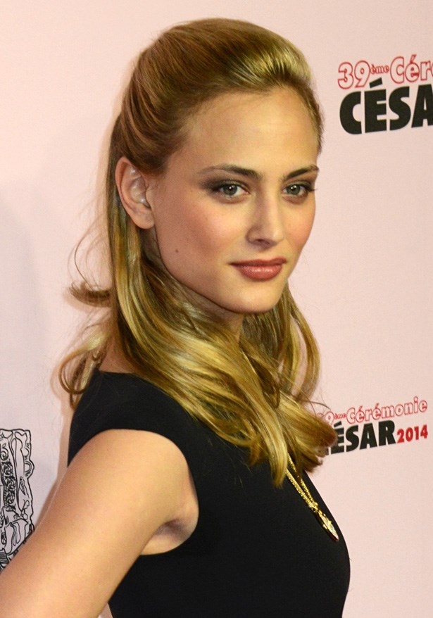 Actress Nora Arnezeder and Bloom were seen hanging an LA bar last year, he later drove her home on the back of his motorbike. Suave.