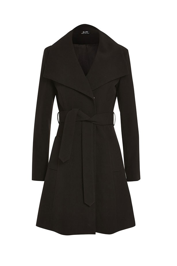 "<p>The Trench</p> <p><a href=""http://www.bardot.com.au/Abbey-Trench-Coat.aspx?p536633&cr=034918"">Bardot Trench Coat</a></p> <p>$129.99</p>"