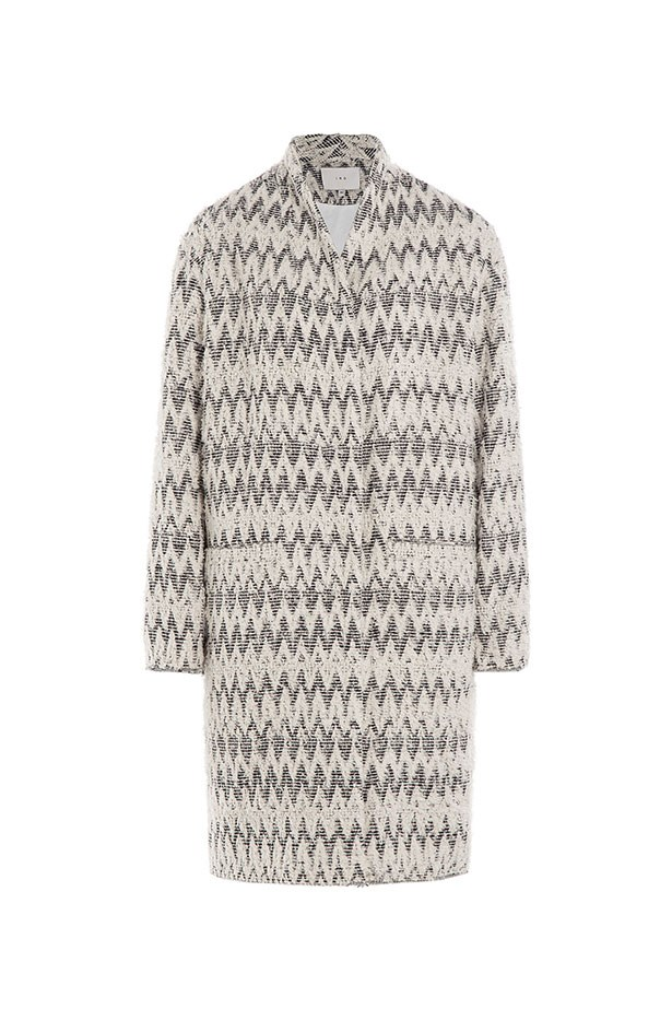 "<p>The Boyfriend</p> <p><a href=""http://www.stylebop.com/au/product_details.php?menu1=clothing&menu2=4&id=624607"">IRO Caly Bouclé Coat</a></p> <p>$679</p>"