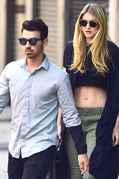 Gigi Hadid Originally Turned Down Joe Jonas
