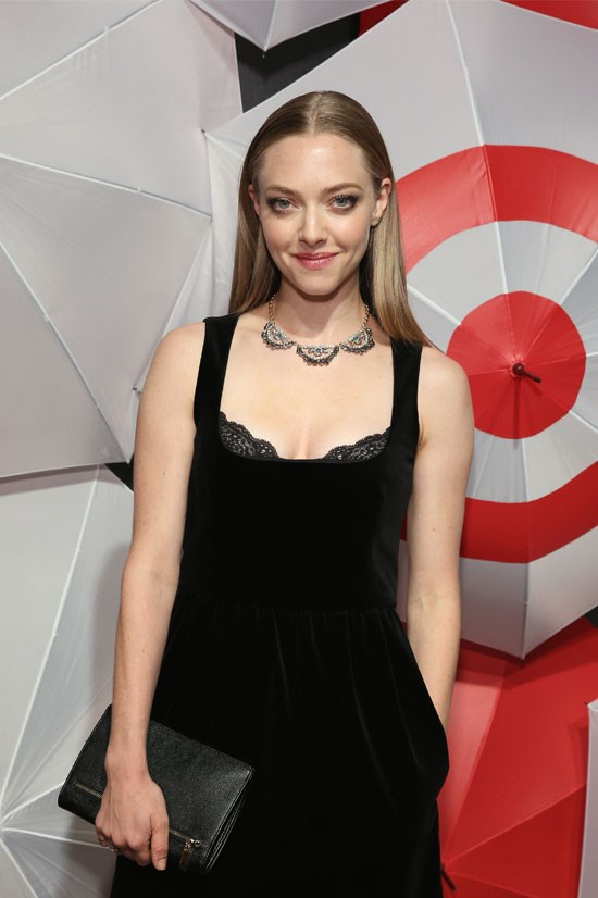 <strong>Amanda Seyfried:</strong> 'A few years ago, on one of my big-budget films, I found I was being paid 10 percent of what my male co-star was getting, and we were pretty even in status.'
