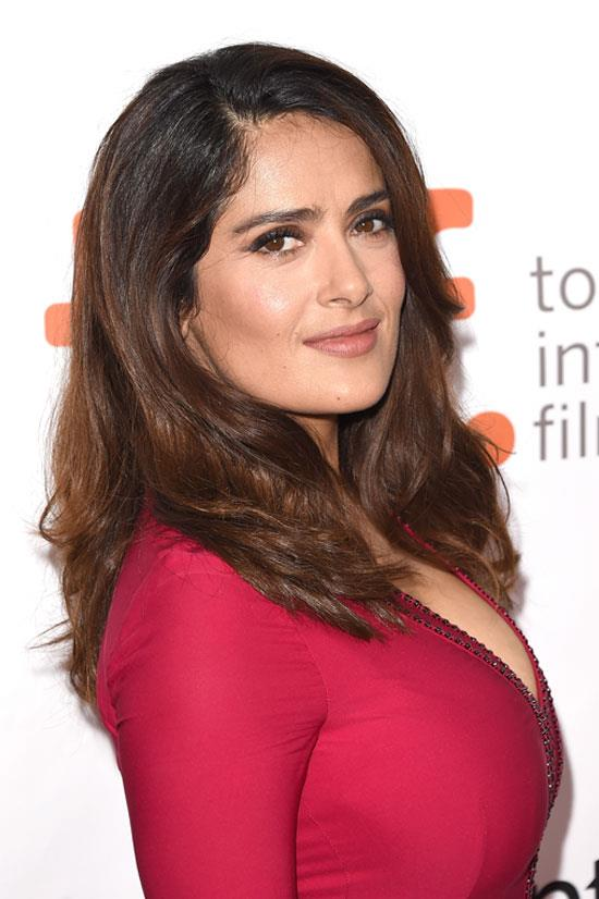 <strong>Salma Hayek:</strong> 'They don't see us as a powerful economic force. It's incredible ignorance. Hollywood doesn't have this business vision.'