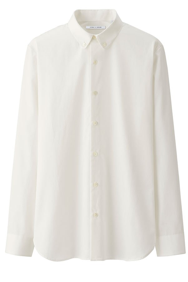 Men's shirt, $59.90, Uniqlo and Lemaire