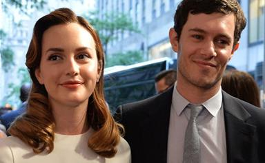 Leighton Meester And Adam Brody Welcome First Baby
