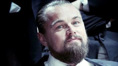 Leonardo DiCaprio Shaved Off His Massive Beard And Man Bun At Last