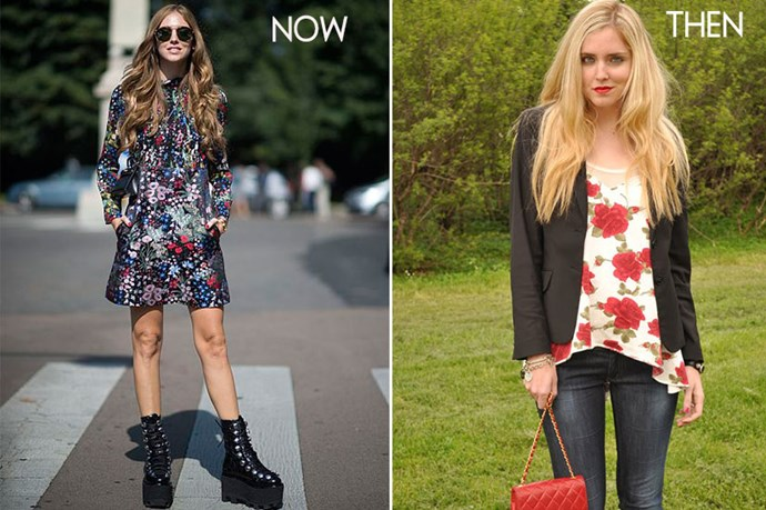 <p>Chiara Ferragni from theblondesalad.com launched her blog in 2009, when she was a blonde 24-year-old law student living in Italy. She's now one of the world's most recognized bloggers. </p> <p>Image: theblondesalad.com</p>