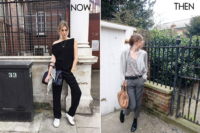 <p>Camille Charrière from camilleovertherainbow.com created her blog when she was studying for a year in the UK (she's originally from France) and working for a credit hedge fund. She's since done social media for Net-A-Porter and Matches Fashion. </p> <p>Images from camilleovertherainbow.com </p>