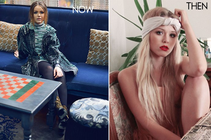 <p>Kristina Bazan and her partner James Chardon founded Kayture.com in 2009. She's only 20 and now has the most influential blog in Switzerland, according to Teen Vogue.<p> <p>Images from Kayture.com </p>
