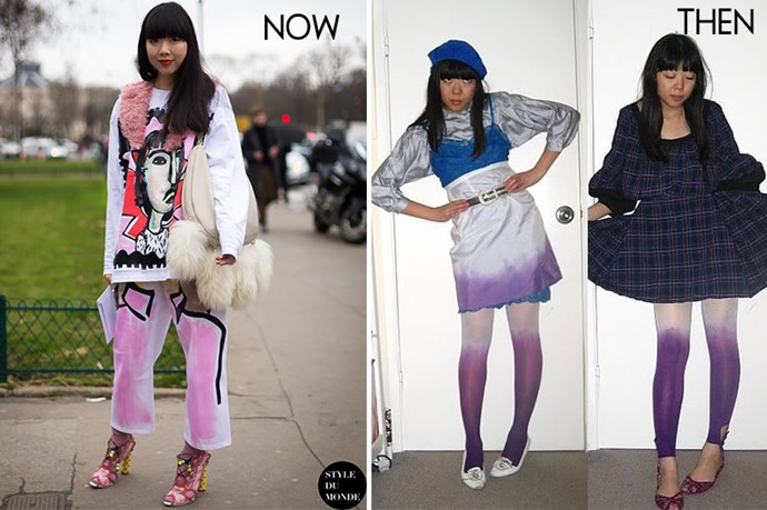<p>Susanna Lau from stylebubble.com lives in Britian and launched her blog way back in 2006. She worked as an editor at Dazed Digital before leaving to focus on blogging full-time. </p> <p>Images from stylebubble.com </p>