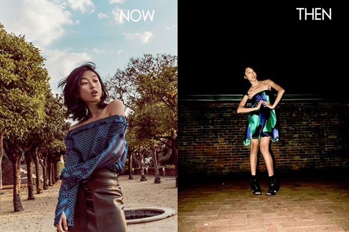 <p>Margaret Zhang of shinebythree.com launched her blog in 2009 while studying her Bachelor of Commerce/Bachelor of Laws at the University of Sydney. While she's yet to complete her studies, Zhang is flown around the world by designers to cover their shows. </p> <p>Images from shinebythree.com </p>