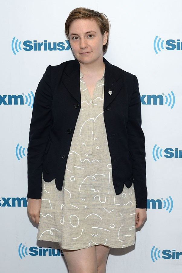 Lena Dunham Quits Twitter, Says It's Not A Safe Space For Her