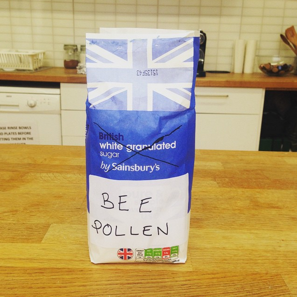 <p><strong>@deliciouslystella</strong></p> <p>Loved this delicious bee pollen on my porridge this morning. Apparently it's all the rage and so #healthy. #eatclean #deliciouslystella #savethebees</p>