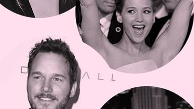 So, Jennifer Lawrence, Amy Shumer, Chris Pratt and Aziz Ansari Hung Out This Weekend