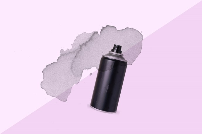 If you've ever been in a rush and taken off your white top after doing your make up and been horrified to see foundation stain on the neck – don't fear. Dab a bit of shaving cream on the stain, rub it in with your fingers and then rinse well. Voila. Like new.
