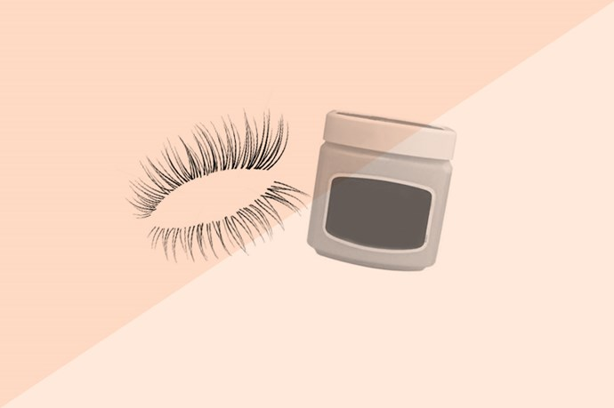 The same goes for eyelashes. If you want to make your lashes look plumper, more full, etc, apply a coat of Vaseline between your first and second coat of mascara. The Vaseline will wrap around each lash to give your mascara some good grip.